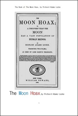 달 착륙 조작.The Book of The Moon H...